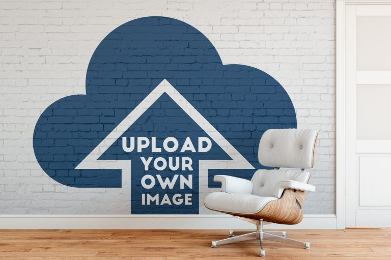 How to upload your own image wall mural